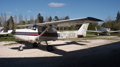 G-BLAC - Reims-Cessna FA152 Aerobat - Private
