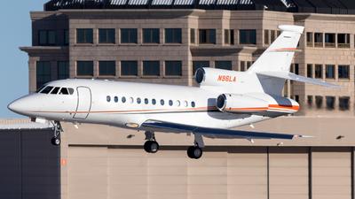 N96LA - Dassault Falcon 900 - Private