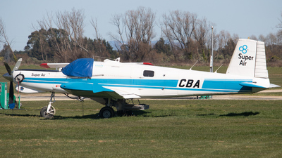 ZK-CBA - New Zealand Aerospace FU-24-950 - Super Air