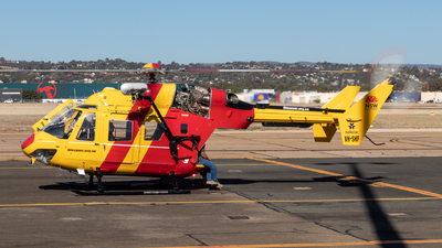 VH-SHF - MBB-Kawasaki BK117C-1 - Helistar Aviation