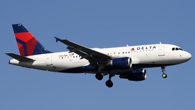 N363NB - Airbus A319-114 - Delta Air Lines