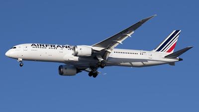 F-HRBF - Boeing 787-9 Dreamliner - Air France