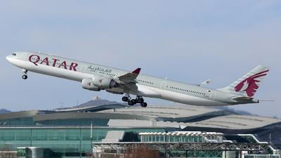 A7-AGD - Airbus A340-642 - Qatar Airways