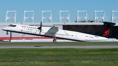 C-GGOY - Bombardier Dash 8-Q402 - Air Canada Express (Jazz Aviation)