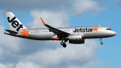 VH-VFV - Airbus A320-232 - Jetstar Airways