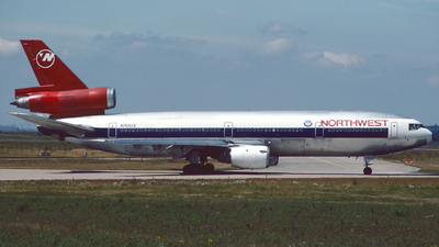 N155US - McDonnell Douglas DC-10-40 - Northwest Airlines
