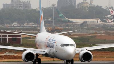 A6-FDD - Boeing 737-8KN - flydubai