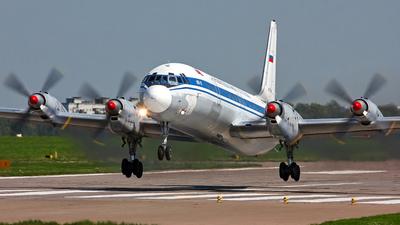 RF-75344 - Ilyushin Il-20RT - Russia - Navy
