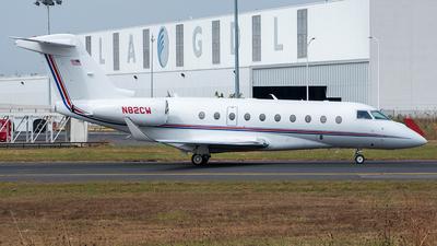 N82CW - Gulfstream G280 - Private