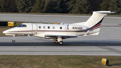 N343QS - Embraer 505 Phenom 300 - NetJets Aviation