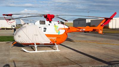 VH-XRX - MBB Bo105LSA-3 - Heliwest