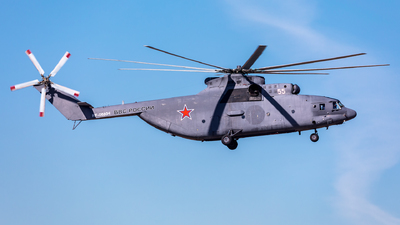 RF-06804 - Mil Mi-26 Halo - Russia - Air Force