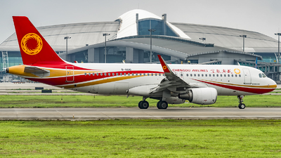B-8610 - Airbus A320-214 - Chengdu Airlines