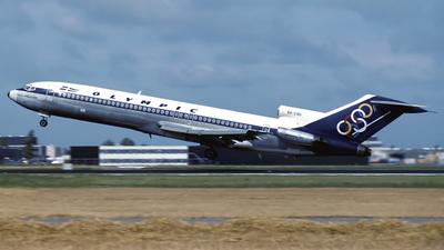 SX-CBD - Boeing 727-284 - Olympic Airways