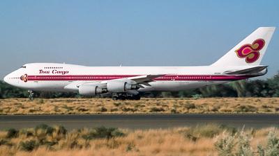 N522MC - Boeing 747-2D7B(SF) - Thai Airways International