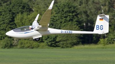 D-KKBG - Schleicher ASG-29E - Private