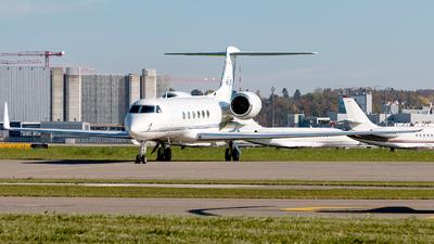 HB-JES - Gulfstream G-V - JetClub