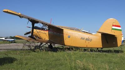 HA-MEO - PZL-Mielec An-2R - Air Service Hungary