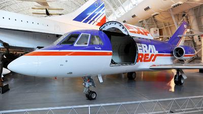 N8FE - Dassault Falcon 20D - Federal Express
