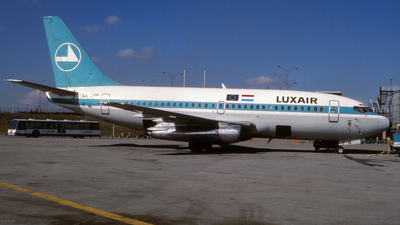 LX-LGN - Boeing 737-229(Adv) - Luxair - Luxembourg Airlines