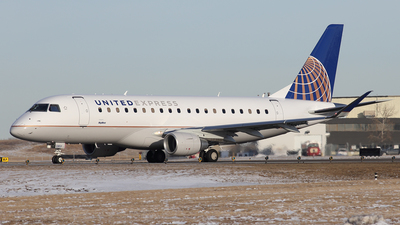 N128SY - Embraer 170-200LR - United Express (SkyWest Airlines)