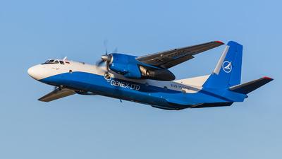 EW-328TG - Antonov An-26B - Genex