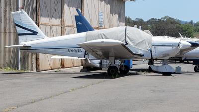 VH-WOL - Piper PA-28-180 Cherokee C - Private