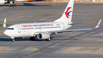 B-5271 - Boeing 737-79P - China Eastern Airlines