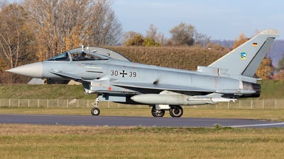 30-39 - Eurofighter Typhoon EF2000 - Germany - Air Force