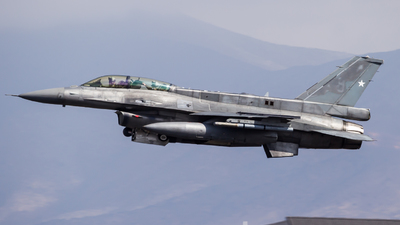 859 - Lockheed Martin F-16D Fighting Falcon - Chile - Air Force