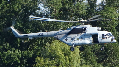 229 - Mil Mi-171Sh Baikal - Croatia - Air Force