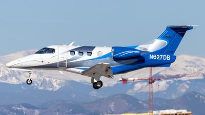 N627DB - Embraer 500 Phenom 100 - Private
