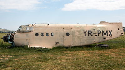 YR-PMX - PZL-Mielec An-2R - Aviatia Utilitara Pitesti