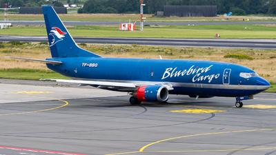TF-BBG - Boeing 737-36E(SF) - Bluebird Cargo