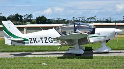 ZK-TZG - Robin R2120U - North Shore Aero Club