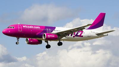 HA-LPX - Airbus A320-232 - Wizz Air