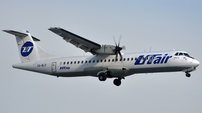 VQ-BLD - ATR 72-212A(500) - UTair Aviation