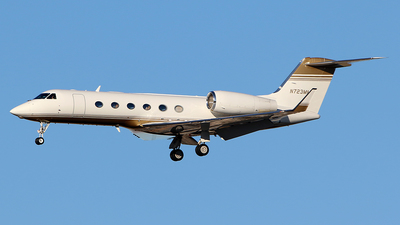 N723MM - Gulfstream G-III - Private