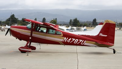 N4787U - Cessna 180H Skywagon - Private