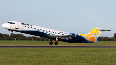 A picture of 9ABTD - Fokker 100 - [11407] - © Andrea Spoladore