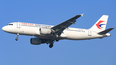 B-2378 - Airbus A320-214 - China Eastern Airlines