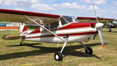 D-EMAG - Cessna 170B - Private