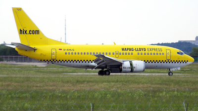 D-AHLG - Boeing 737-5K5 - Hapag-Lloyd Express