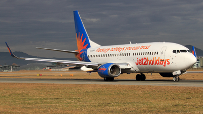 G-GDFO - Boeing 737-36Q - Jet2.com