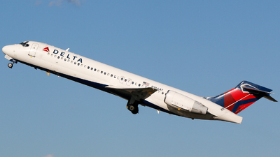 A picture of N966AT - Boeing 7172BD - Delta Air Lines - © Alec Mollenhauer