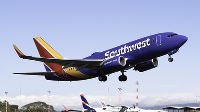 A picture of N7719A - Boeing 73776N - Southwest Airlines - © Cristian Quijano