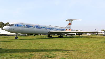 CCCP-86670 - Ilyushin IL-62 - Aeroflot
