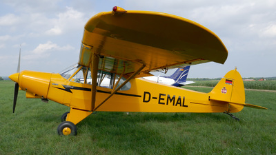 D-EMAL - Piper PA-18-150 Super Cub - Untitled