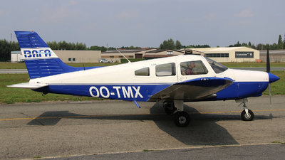 OO-TMX - Piper PA-28-161 Warrior III - Ben Air Flight Academy