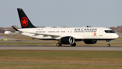 A picture of CGNBE - Airbus A220300 - Air Canada - © Daniel Lapierre Forget
